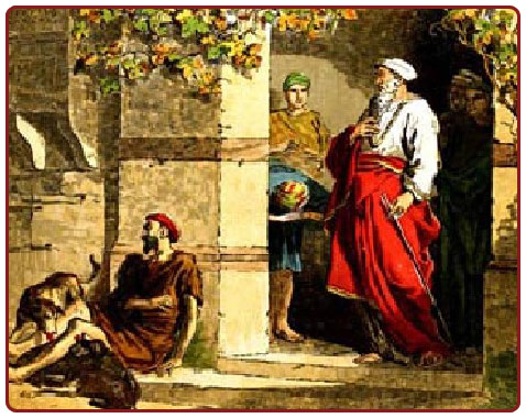 Parable of the Rich Man and Lazarus